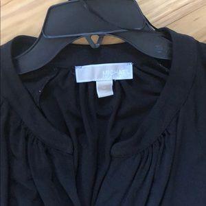 Michael Kors Other - Michael Kors Black, sinch waist jumpsuit